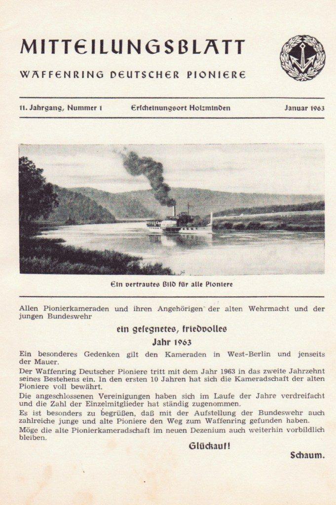 Mitteilungsblatt 1963