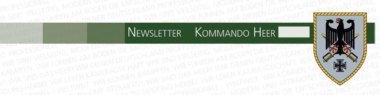 Newsletter Kdo Heer