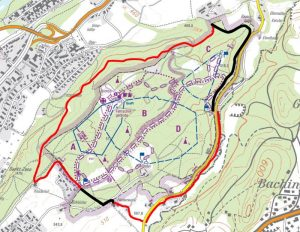 Rundwanderweg - Kirchholz